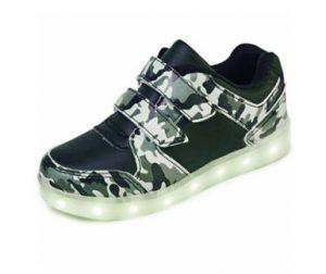 zapatillas miltares niños