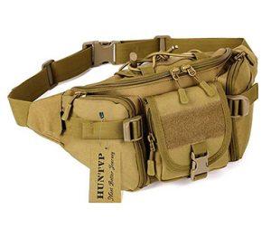 mochila riñonera tactica estilo militar