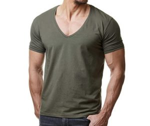 camiseta militar hombre colores