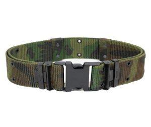 cinturón camuflaje cierre táctico militar