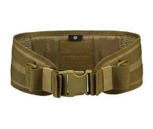 cinturón táctico militar protección cintura