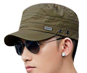 gorra militar SIGGI varios colores